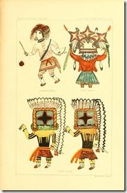 Hopi Drawings of Kachinas (1903)2